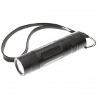 Mini Cree Q3-WC 160-Lumen LED Flashlight with Strap (1*123A/1*16340)