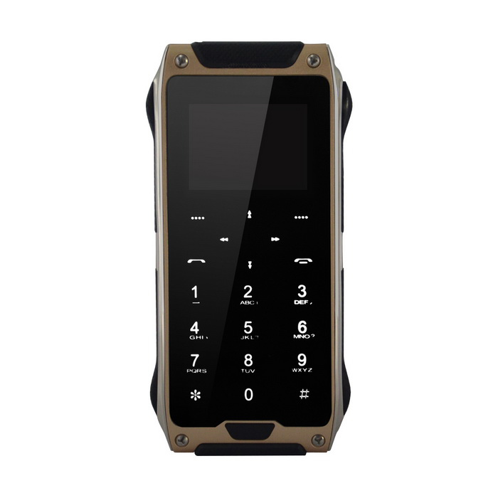 VKWORLD couronne vkworld v8 luxe Phone w / 32MB RAM, 32MB ROM - Gold