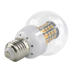 HONSCO E27 6W 69-5730 SMD 600lm chaud Ampoule LED blanche (AC / DC 10 ~ 60V)