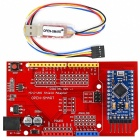 Pro Mini UNO Shield Adapter + Pro Mini Board + Programmer for Arduino