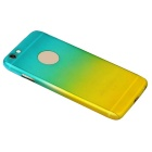 Caso ° Corpo di pendenza Full Color 360 w / Film per IPHONE 6 / 6S - Blu