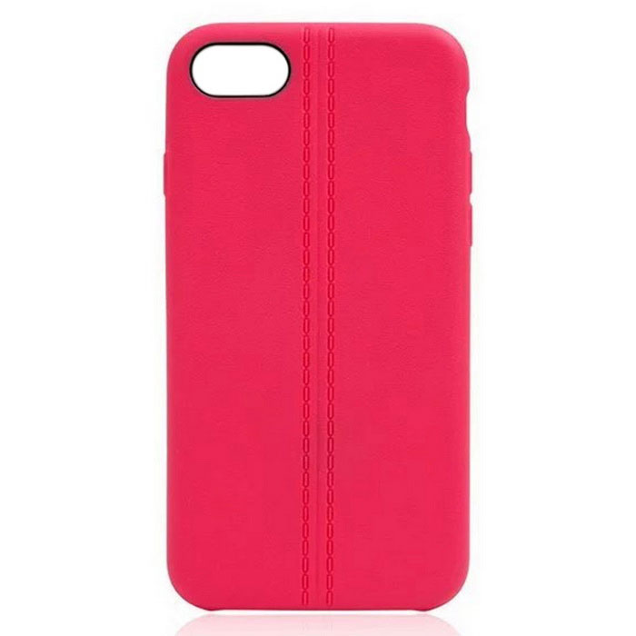 TPU Protective Back Case Cover for IPHONE 7 - Red