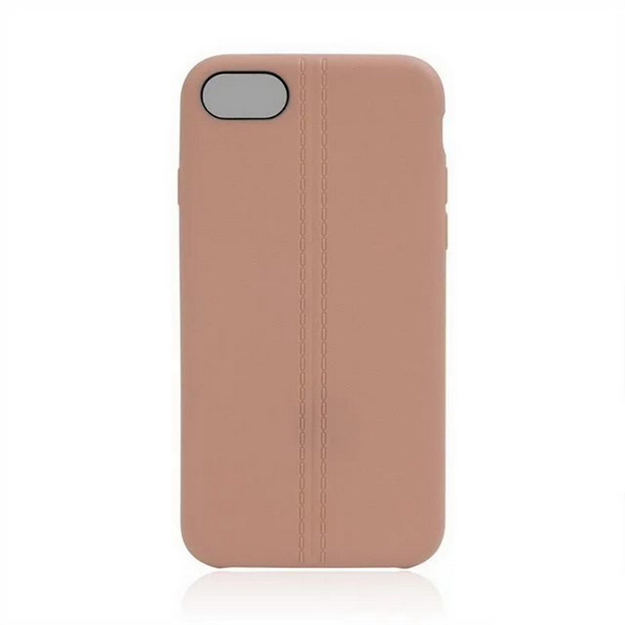 TPU Protective Back Case Cover for IPHONE 7 - Brown
