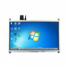 "Waveshare 1024×600 10.1"" Resistive Touch Screen LCD for Raspberry Pi"