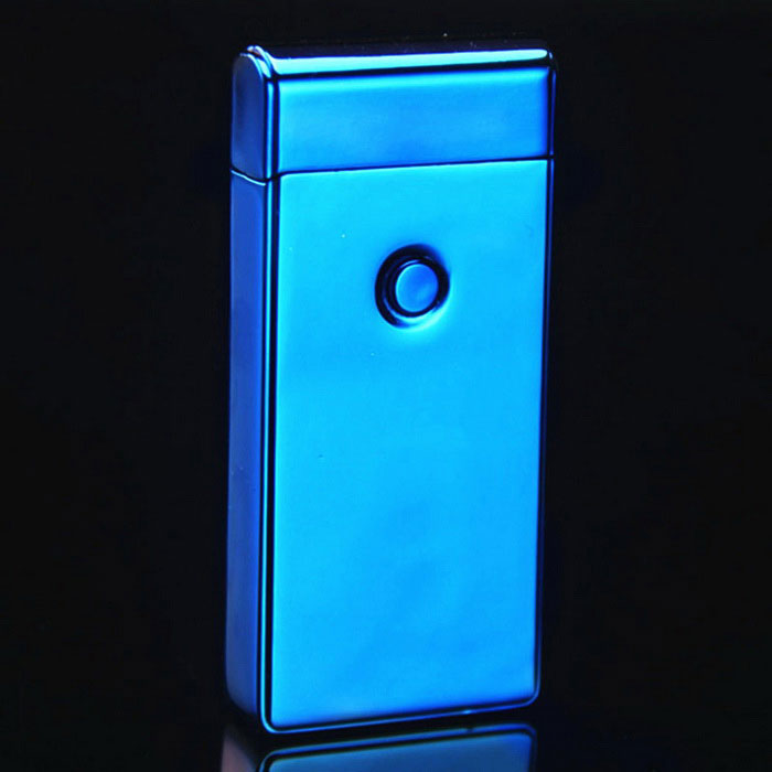 MAIKOU Double Arc USB Charging Isqueiro - Icy Blue