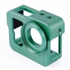 Green Metal CNC Aluminium Protective Case Shell for GoPro Hero4 / 3+