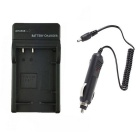 LPE17 1040mAh Digital Camera Battery+Car Charger for Canon EOS M3 750D