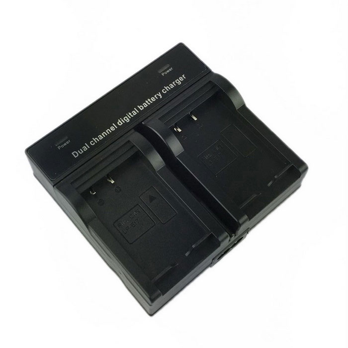 Lpe17 Digital Camera Battery Dual Charger For Canon Eos M3