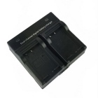 LPE17 Digital Camera Battery Dual Charger for Canon EOS M3 750D 760D