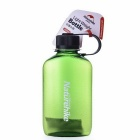 Nostalgia Cup Outdoor Travel Portable Bottle - Fluorescent Green