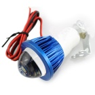 12~80V Electric Car Motorcycle LED Lights Searchlights Fisheye
