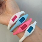 Buzz Band Mosquito Repellent Bracelet - Pink