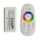 2.4G Wireless RGB LED Controller Touch Screen RGB LED Control System