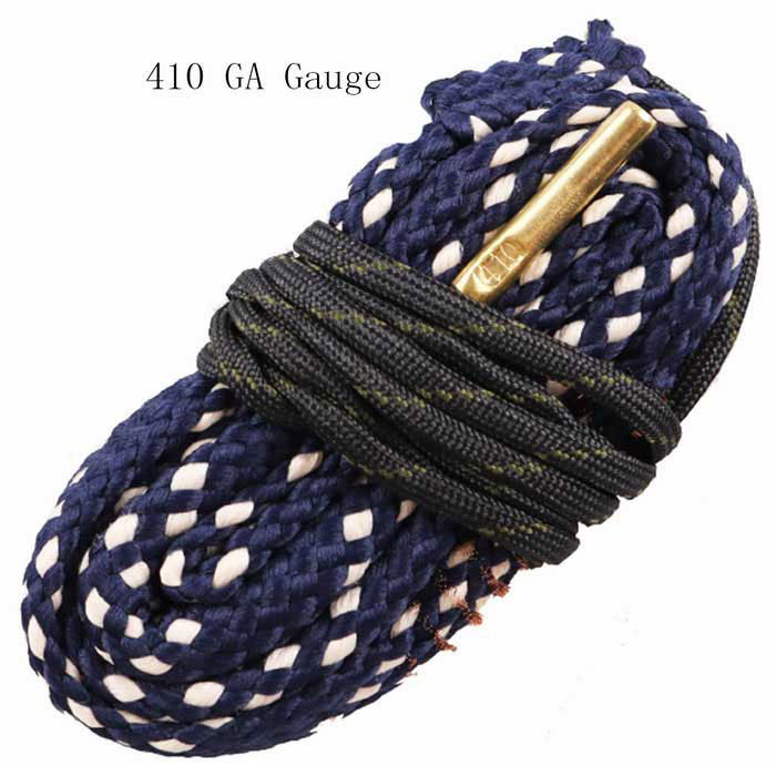 Snake Style Rifle Bore Cleaner for 410 GA Gauge Caliber Gun