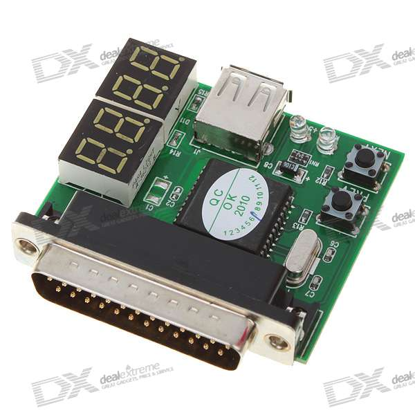 Laptop Diagnostic Card (4-Digit Codes)