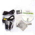 "UM038 20~500/1200X 3.5"" LCD Digital Microscope w/ 8-LED"