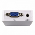 BSTUO mini HDMI al convertidor del VGA 1080P HD HDTV Video Converter