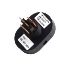 12V Blue LED Rocker Switch 3-pin Oval Illuminated Power Switches