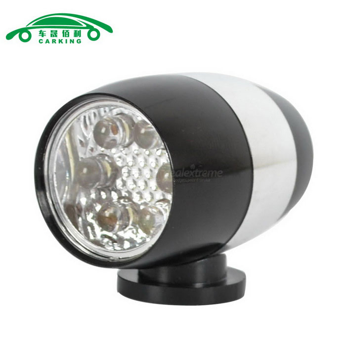 6-LED Bike Front White Head Light Mini Safety Lamp FlashlightBike Light<br>Form  ColorBlackQuantity1 DX.PCM.Model.AttributeModel.UnitMaterialAluminium alloyLED TypeOthers,DIPEmitter BINLEDColor BINNeutral WhiteNumber of Emitters6Input Voltage6 DX.PCM.Model.AttributeModel.UnitBattery2 * 2032 type batteriesBattery included or notYesActual Lumens50 DX.PCM.Model.AttributeModel.UnitRuntime8~10 DX.PCM.Model.AttributeModel.UnitNumber of Modes2Mode ArrangementHi,Fast StrobeMode MemoryNoSwitch TypeClicky SwitchSwitch LocationTailcapBeam Range20 DX.PCM.Model.AttributeModel.UnitStrap/ClipClip includedApplicationBodyHolder Diameter2.5 DX.PCM.Model.AttributeModel.UnitWaterproofYesPacking List1  * LED lamp<br>