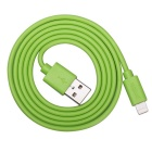 Prolink PB341GE MFi 8Pin Lightning Charging Data Sync Cable - Green 1m