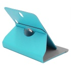 ENKAY 360 Degree Rotation Case w/ Stand for 10 inch Tablet - Blue