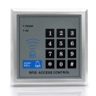 BSTUO Access Control RFID ID Card Reader - Silver + Grey
