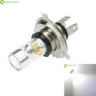 Buy H4 P43T 20-3030 SMD LED 6000K Car Fog Light / Head Lamp Driving (12~24V)