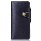 Cow Split Leather Case w/ Card Slot for Samsung Galaxy Note 7