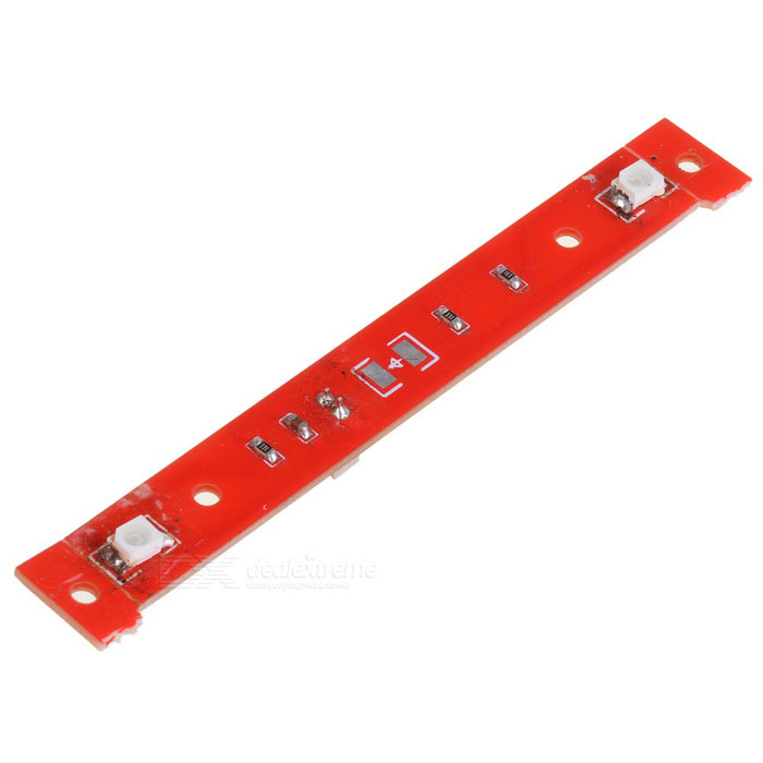 CX-35-14 Spare Parts Blue LED Light Board for Cheerson CX-35 - Red