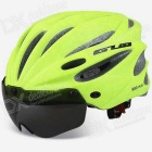 GUB K80 PLUS Integrated Magnetic Riding Helmet Goggles