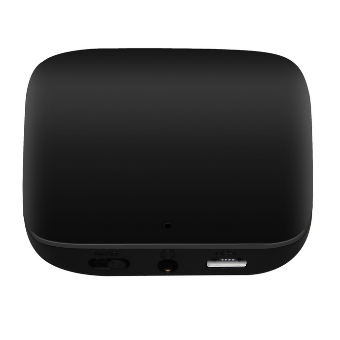 Portable Bluetooth Transmitter Wireless Transmitter - Black