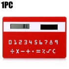 Cute Portable Mini Card Style Calculator