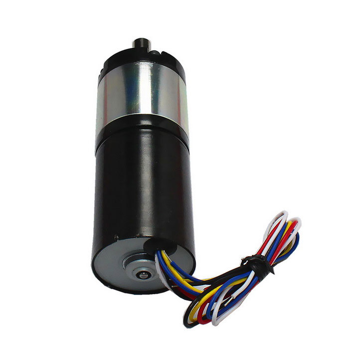 80rpm high torque dc bldc3650 gear brushless motor black for Geared brushless dc motor