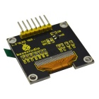 "Keyestudio 1.3 ""128 * 64 OLED Graphic Display Module - Black + Amarelo"