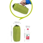 NatureHike Camping Sleeping TPU Inflatable Mattress Pad - Grass Green
