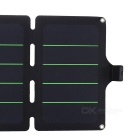 SUNWALK Portable ETFE 11W Super Slim Solar Panel Charger - Black