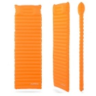 Foldable Camping Pad Self Inflatable Mattress Widen Ultralight Outdoor Bed Camping Air Mat Seat