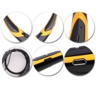 KWB HBS-760 Universal Bluetooth Neckband Headphone - Black + Yellow