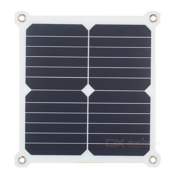 SUNWALK 13W High Efficiency Outdoor SUNPOWER Solar Panel ChargerSolar Powered Gadgets<br>Form ColorWhite + BlackModelSWH13UMaterialSUNPOWER Solar PanelQuantity1 DX.PCM.Model.AttributeModel.UnitPower13 DX.PCM.Model.AttributeModel.UnitWorking Voltage   5 DX.PCM.Model.AttributeModel.UnitWorking Current2 DX.PCM.Model.AttributeModel.UnitOther FeaturesMaterialSUNPOWER Solar Cell; <br>Power: 13W; <br>Working Voltage: 5V; <br>Working Current: 2A; <br>Output USB; <br>Conversion rate: 24%Packing List1 * Solar Charger<br>
