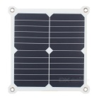 Protable High Efficiency Outdoor SUNPOWER Solar Panel Charger Dual USB Output for Cellphone