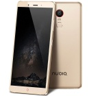Nubia Z11 Max Qualcomm Xiaolong 652 Octa-Core 4G Phone - Gold