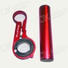 Cool Change T Type Bicycle Flashlight Holder - Red