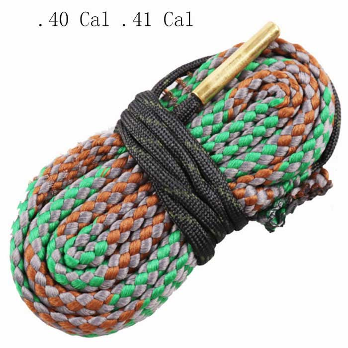 Snake Style Rifle Bore Cleaner for .40 Cal .41 Cal