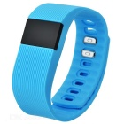 Eastor TW68 Bluetooth Smart Bracelet w/ Blood Pressure Monitor - Blue