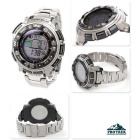 Casio PRO TREK PRW-2500T-7CR Tough Solar Mens Watch - cinza