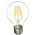 KWB KWB-A608W 8-LED Filament Dimmer Candle Bulb Lamp Warm White