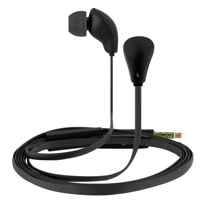 Kilinee K5 In-Ear Headphones Música para iPhone / Samsung - preto