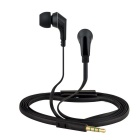 Kilinee K3 In-Ear Headphones Música para iPhone / Samsung - preto