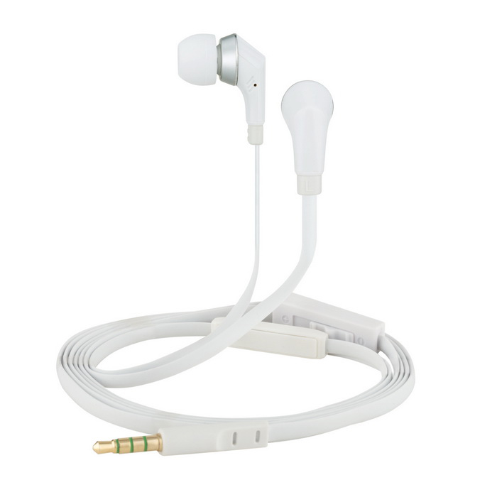 Kilinee K3 In-Ear Music Headphones for IPHONE / Samsung - White