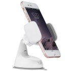 Benks Car Mount for Mobile Phone w/ Firm Silicon Suction Base - White